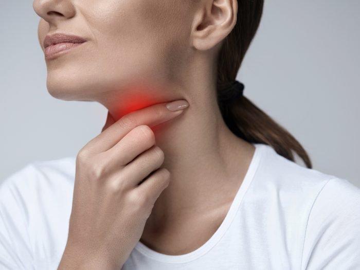 киста глоточной миндалины