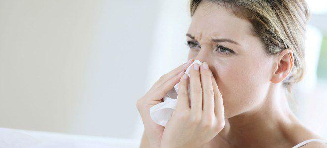 Сухость в носу и заложенность носа